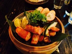 Fish Salat